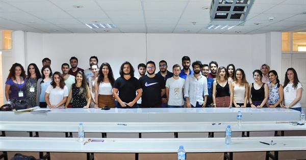 TOLES Exam was Held at EMU, the only Accredited Center within the North Cyprus